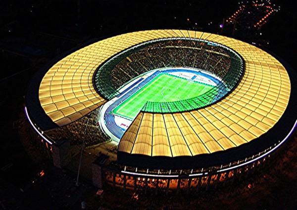 Берлинский Олимпиаштадион