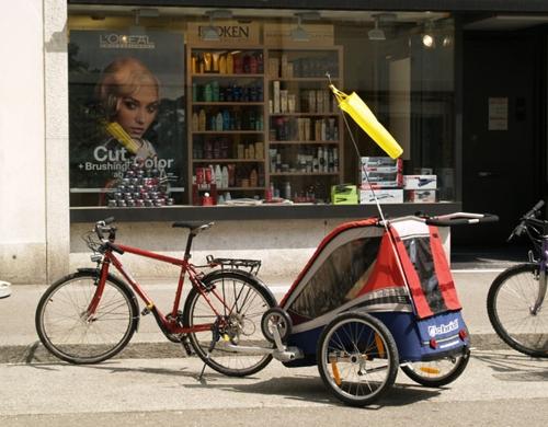 Базель - велосипедный город