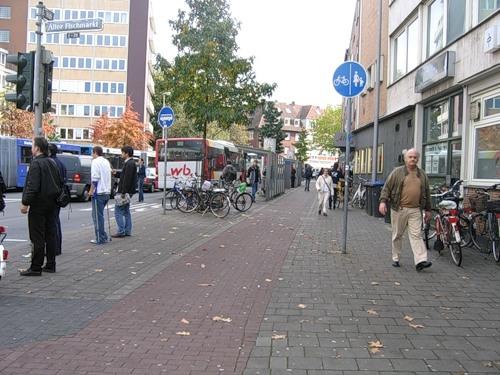 Мюнстер - велосипедный город