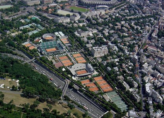 лучшие теннисные корты мира