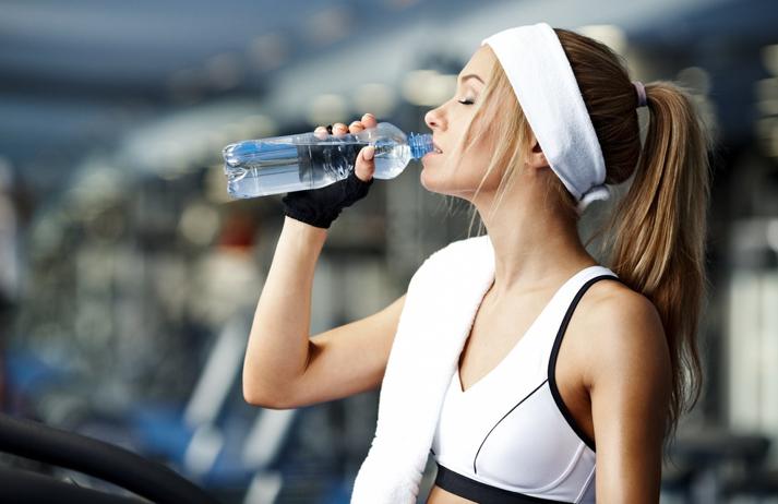Питание и спортивные тренировки