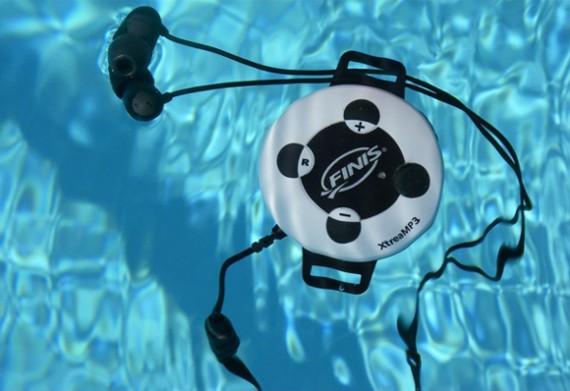 спортгаджеты плеер для пловцов