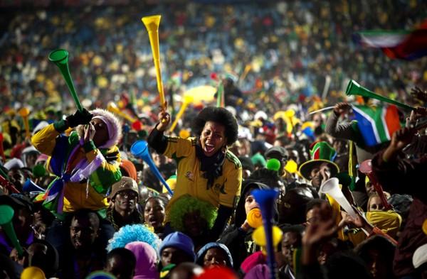 лучшие фото чемпионата мира 2010
