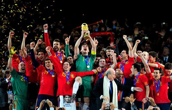 финал чм  по футболу 2010