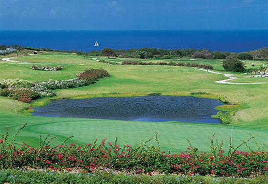 лучшие гольф поля в мире