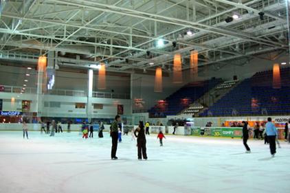 ледовая арена айс-холл
