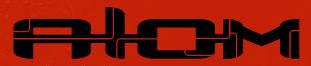 atom логотип