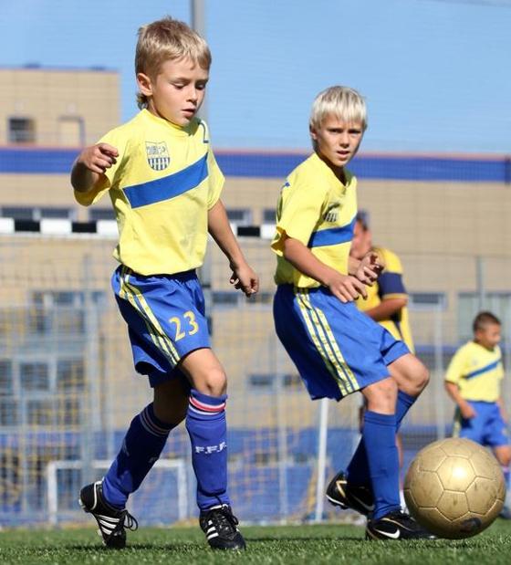 футбольная академия Металлист