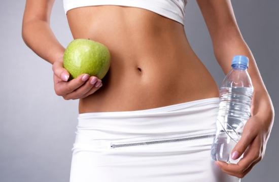 фитнес и здоровая еда