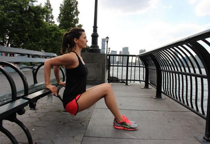 5 пилатес упражнений