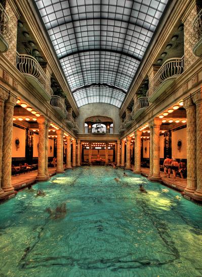 лучшие басейны в мире