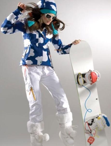 модная спортивная одежда
