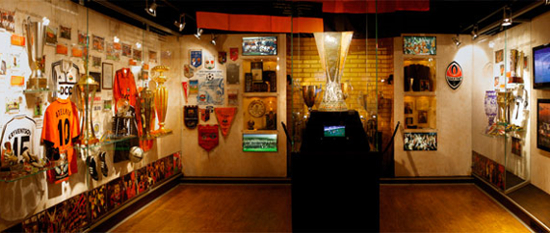 Музеи спорта
