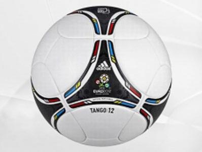 Мяч Евро 2012 Tango 12